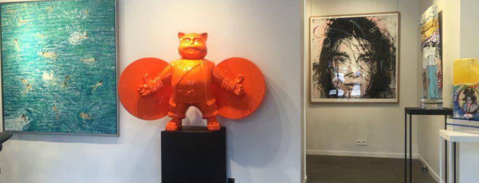 Art Galleries In Paris