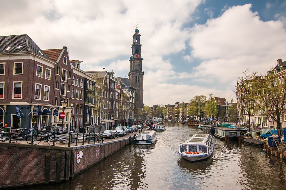 48 hours in Amsterdam