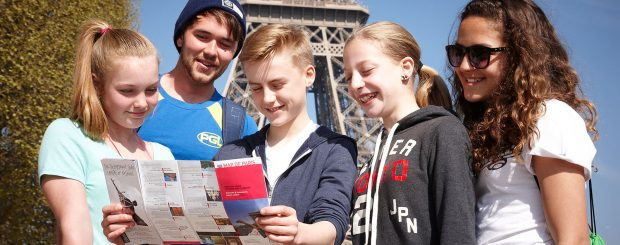 Student Tours to France, Student Hostels in Paris