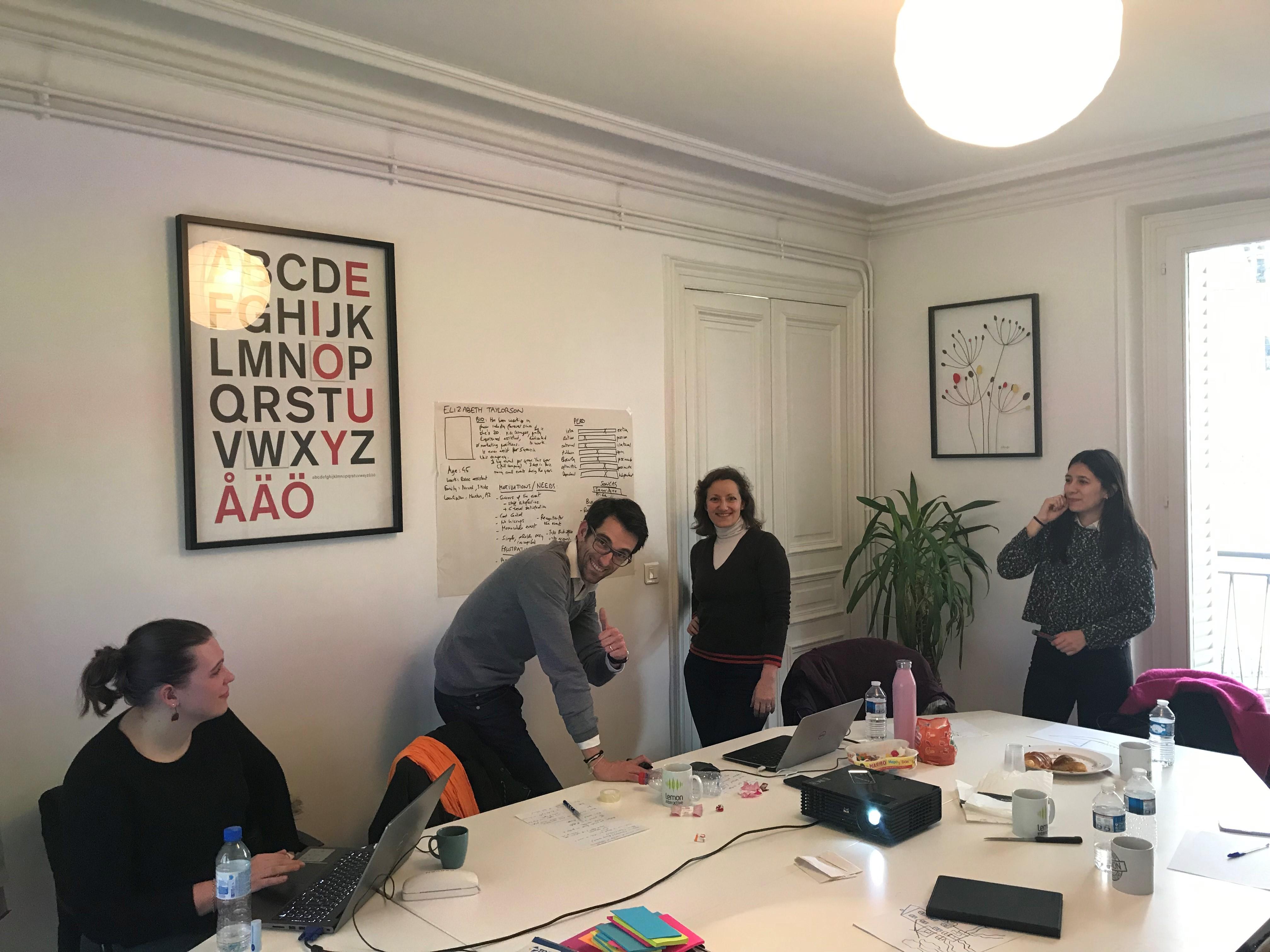 50abb6e4c3 Work experience as an Intern at ParisByM