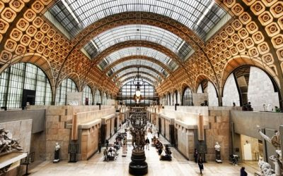 School Trips to Paris, best museums