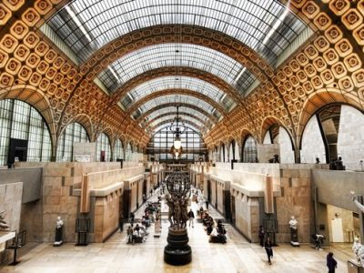 School Trips to Paris, best museums
