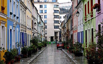 Student Trip to Paris, French DMC