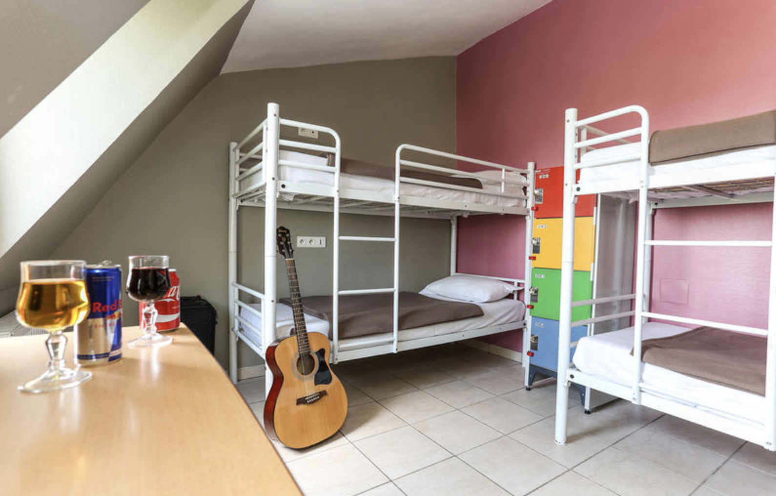 Student Hostels in Paris