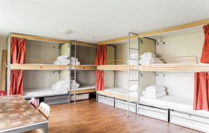 budget hostels in Paris, youth hostels