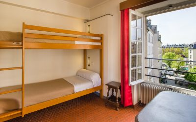 budget hostels in Paris