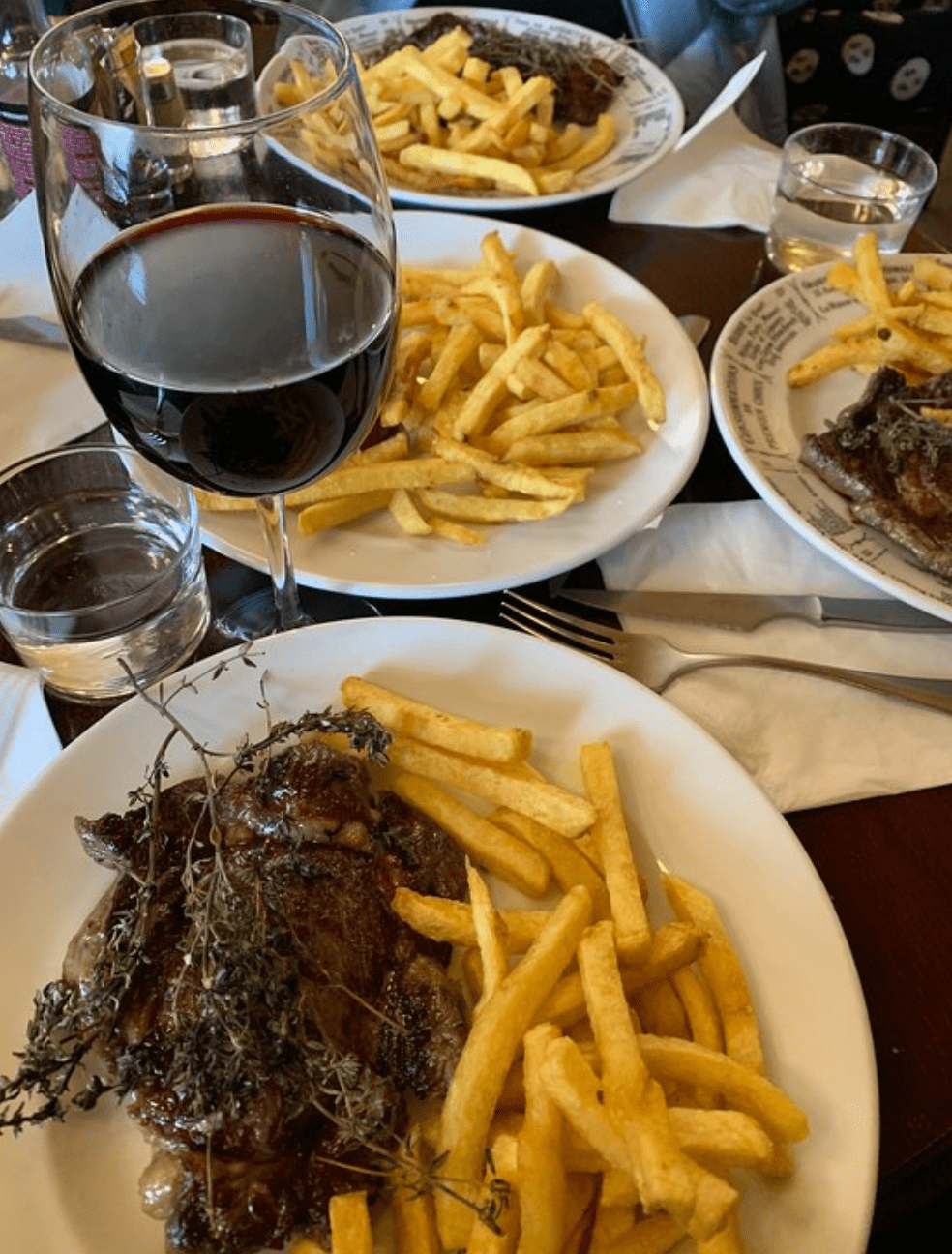 affordable restaurants in paris