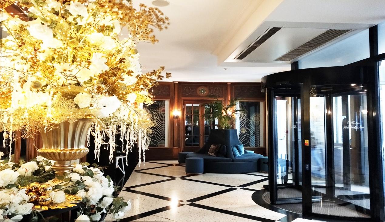 MGallery Hotel Paris Opera