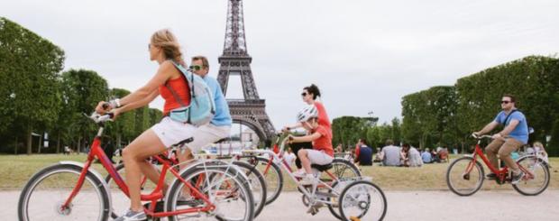 Outdoor Activities in Paris