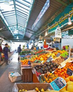 Hidden gems in Paris, food markets in Paris