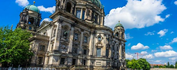 things to do in berlin, cathedral berlin